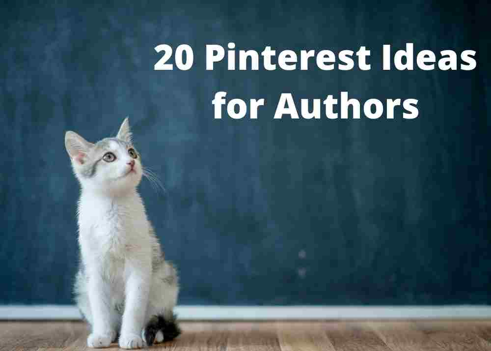 pinterest ideas for writers