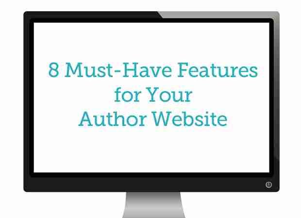 author-website-ideas