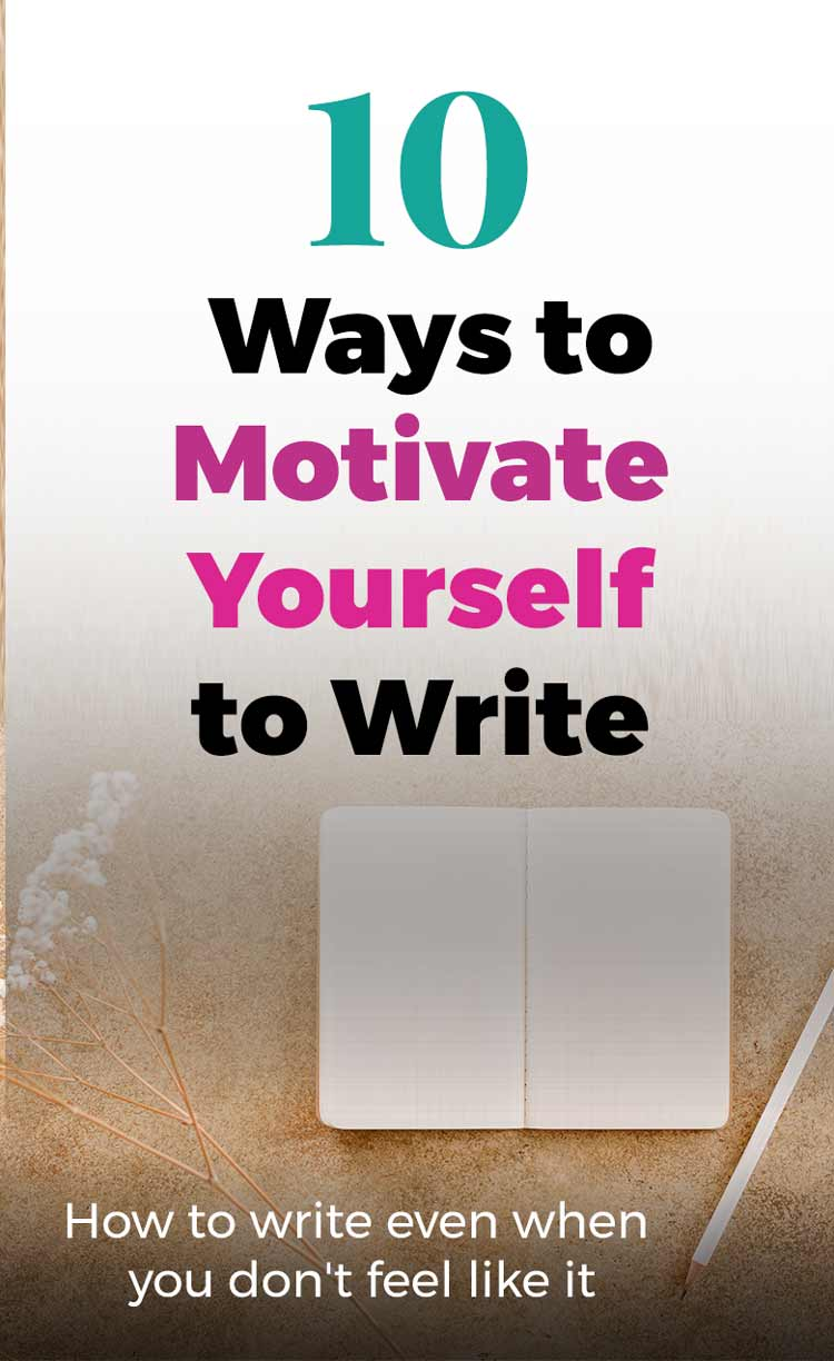 motivate to write