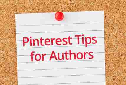 10 Pinterest Tips for Authors