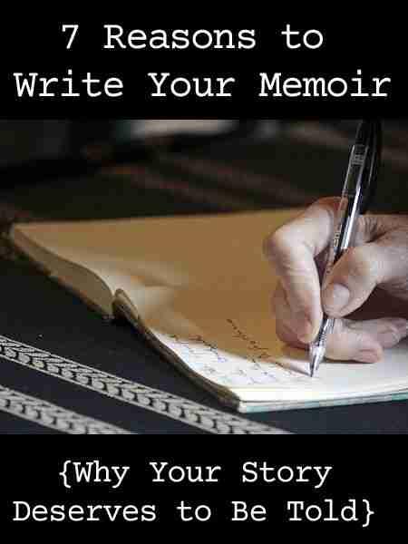 reaons-to-write-memoir