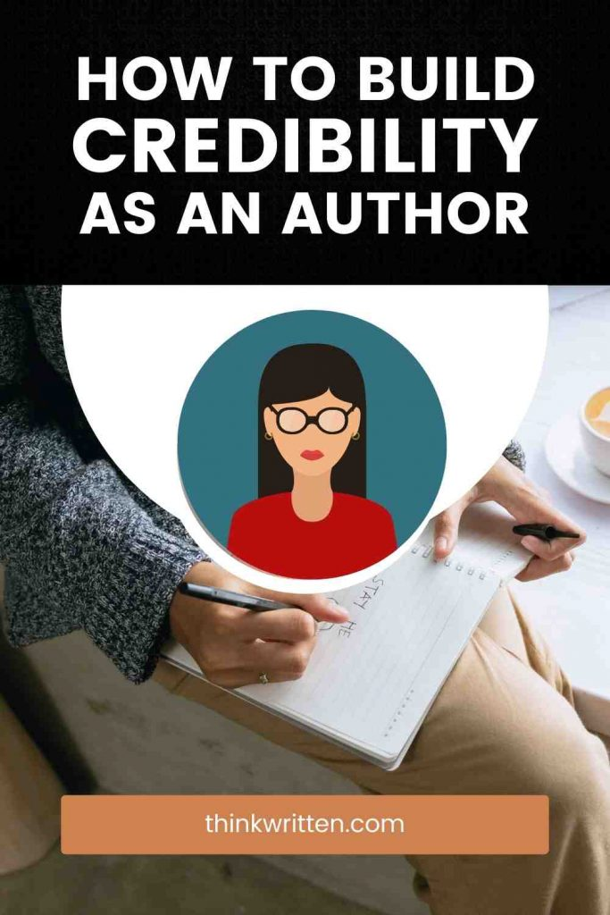 how to establish credibility as an author