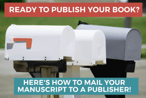Standard Policies for Mailing in a Manuscript Submission