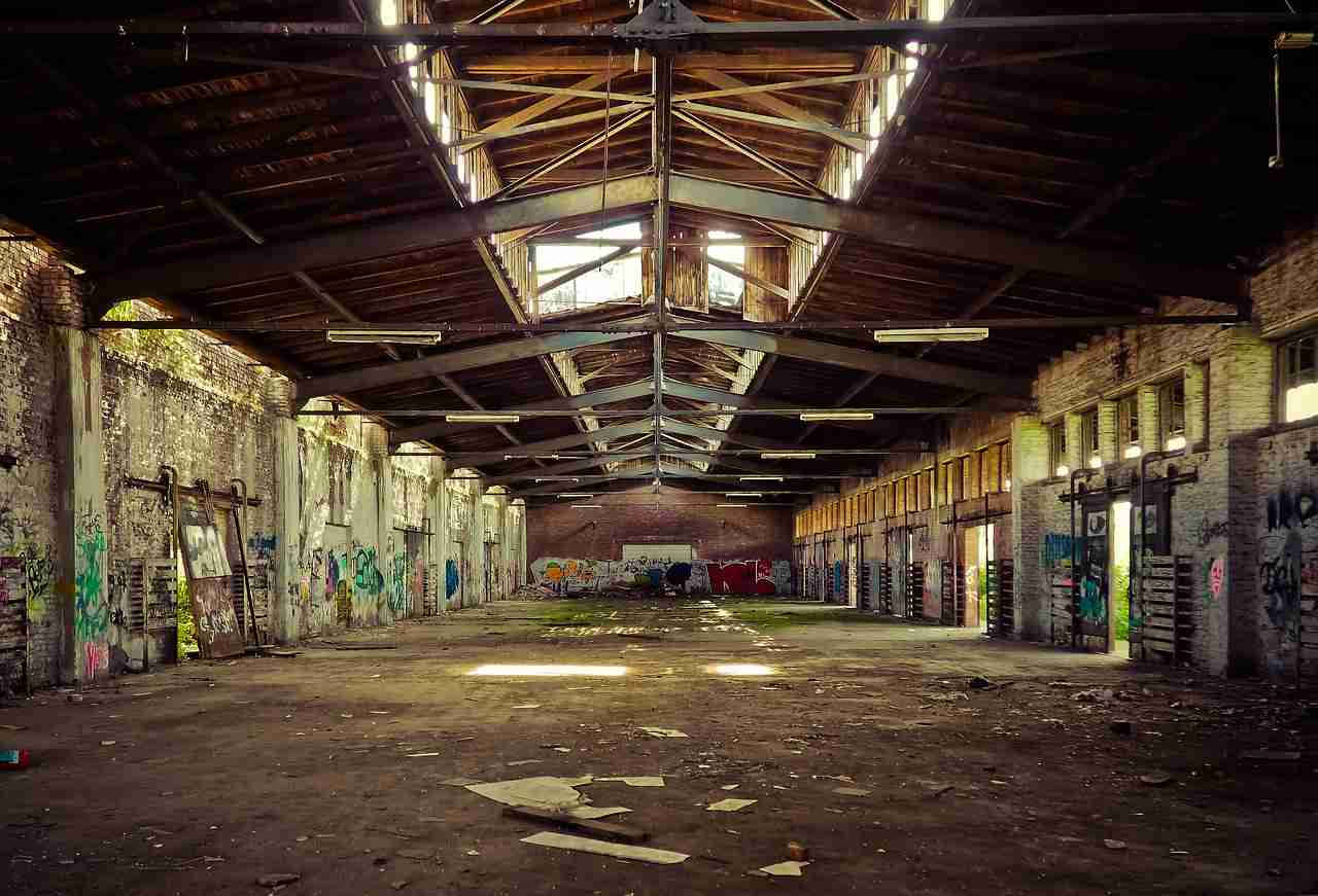 warehouse writing prompt