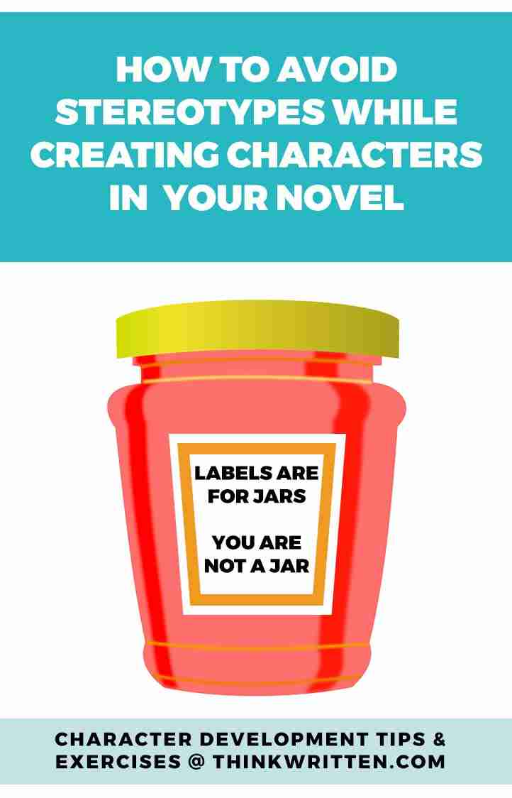 avoid cliches in character development stereotypes