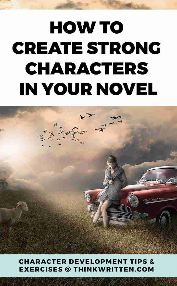 character development in your novel