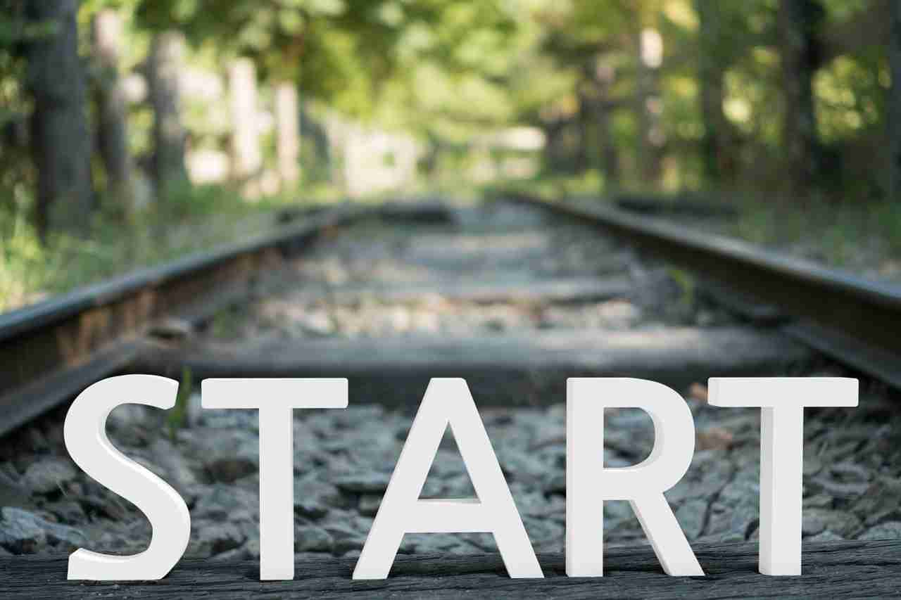 start writing a novel
