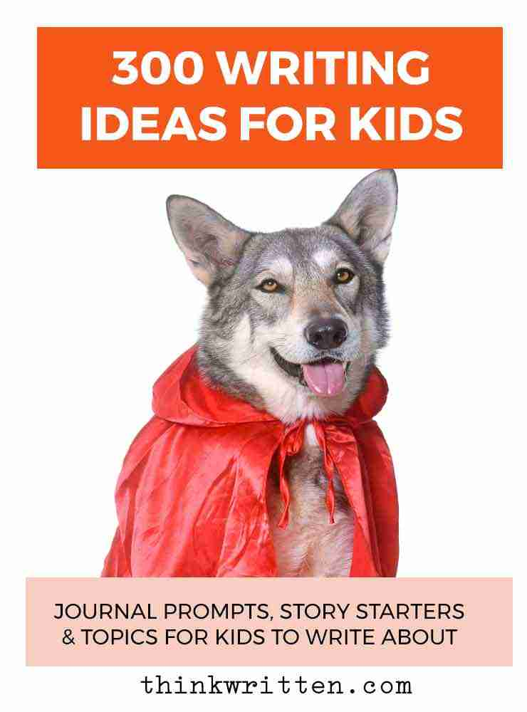 kids journal prompts