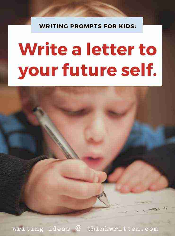 kids writing prompts and ideas