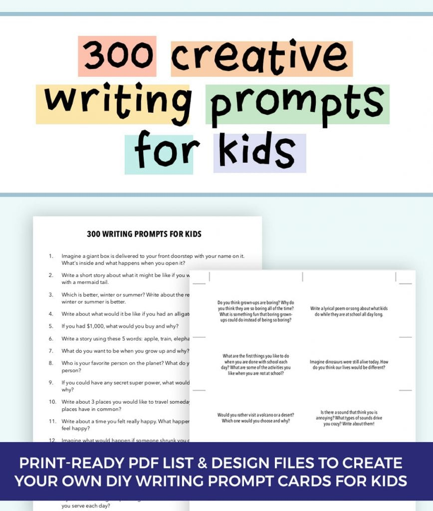 Essay Topics For Kids To Write About