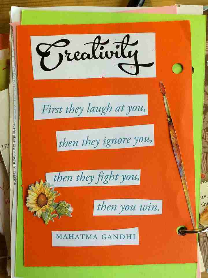 creativity quotes for writers