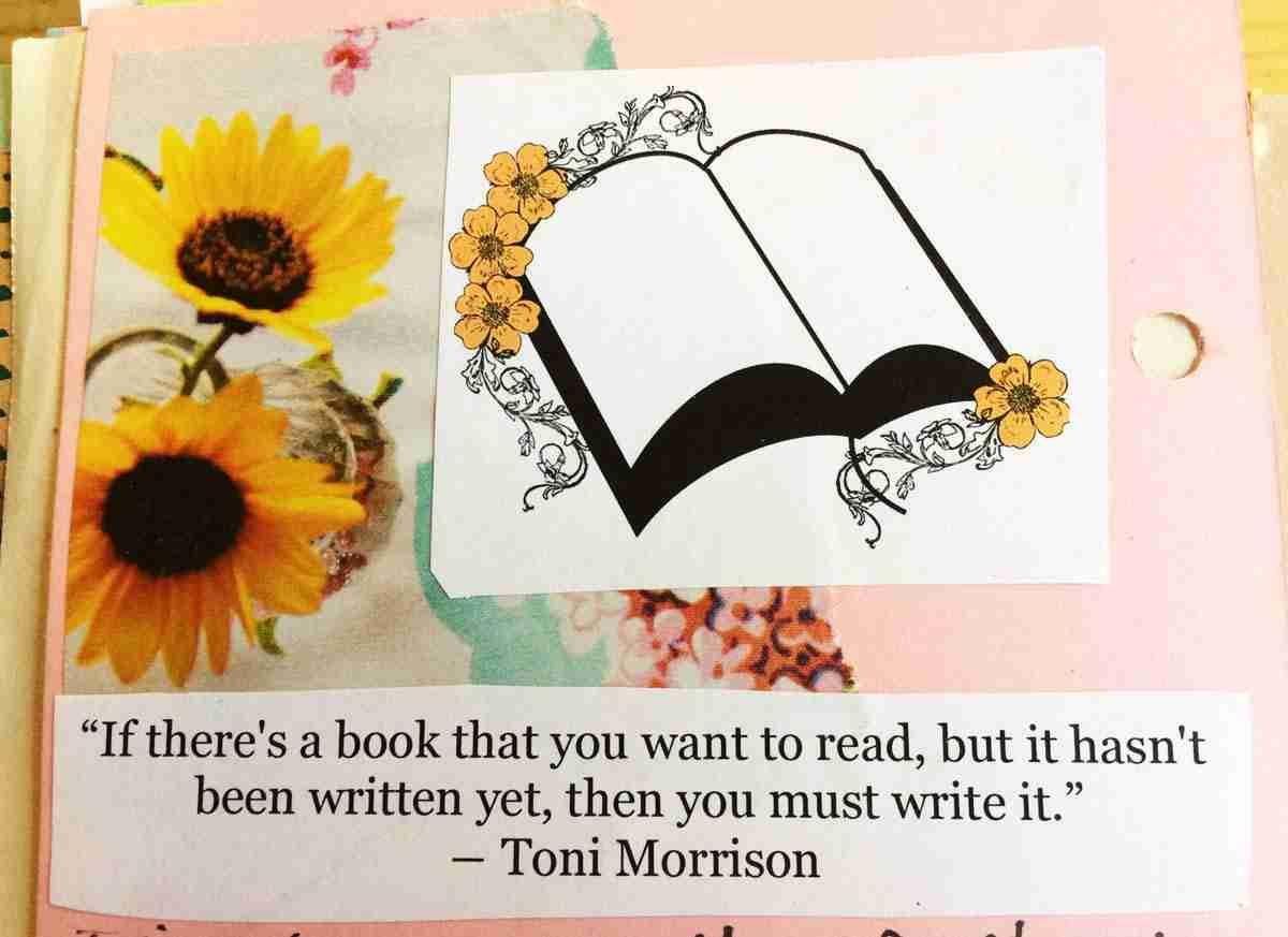 toni morrison writing quotes