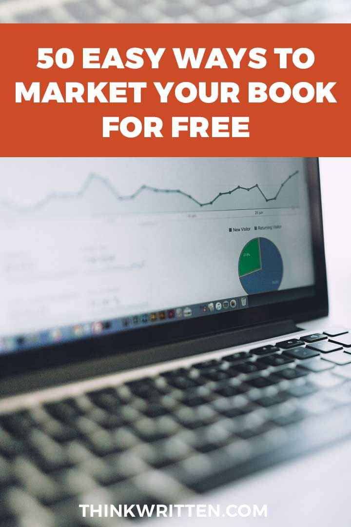 ways to market your book for free