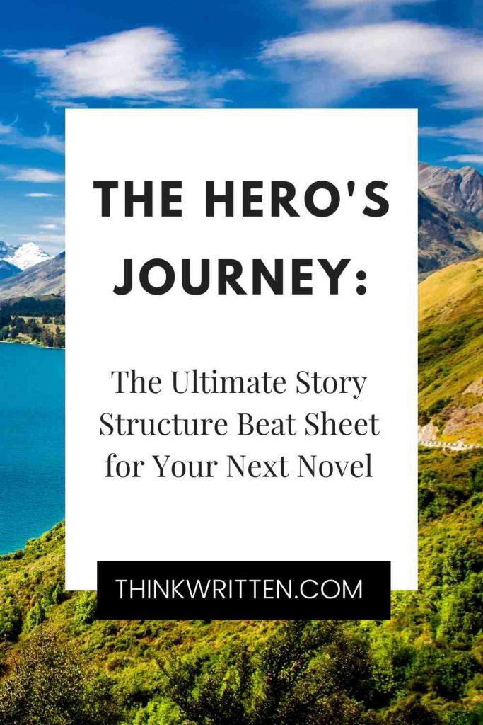 hero's journey beat sheet
